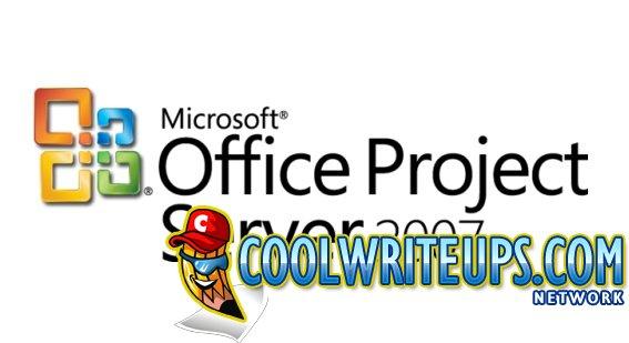 Project Server 2007