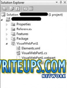SharePoint 2010 Web Part Files
