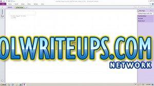 CoolWriteups.com - Notebook Created